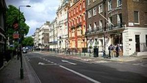 以马内利·瑞登堡在伦敦的住所